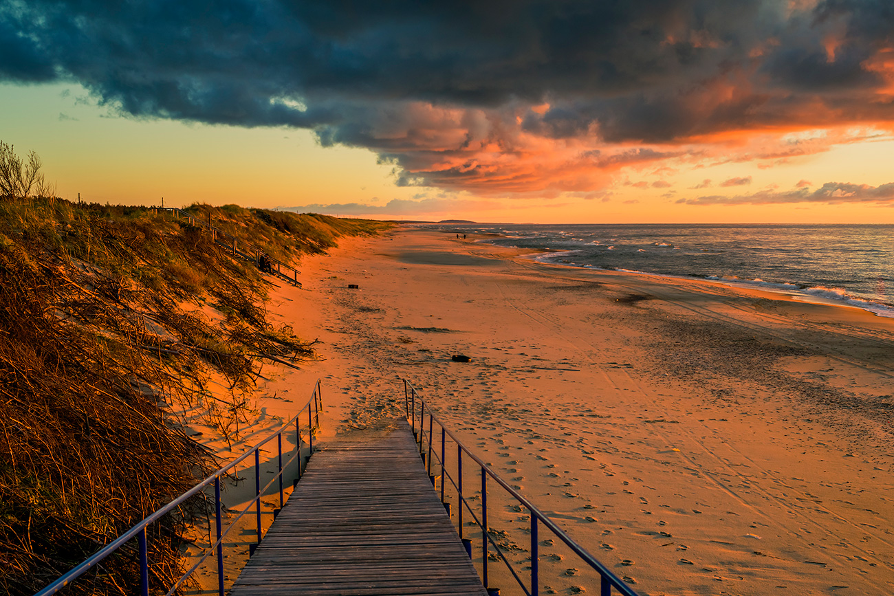 Prosecutors protect the Curonian Spit National Park 39