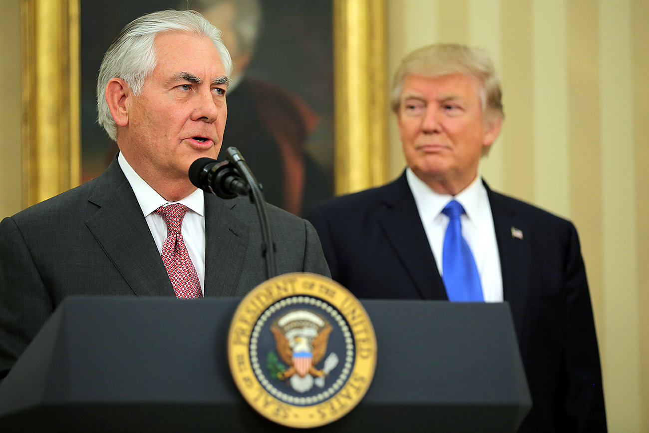 """As for Tillerson's goal of ""strategic stability"" with Russia, rumor has it that Wess Mitchell, president of the Center for European Policy Analysis, might fill in Victoria Nuland's shoes at the State Department."""