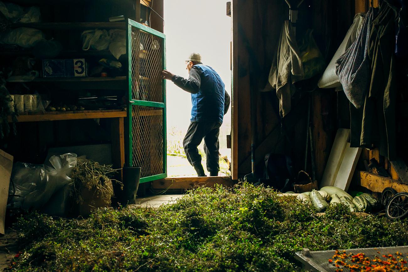 """Ове године је направио хоклице од винове лозе и коре дрвета брезе. Прошле године саградио је малу кућу за децу. Своје слободно време користи за писање књига и песама. Једну од својих песама желео би да види као епитаф на његовом гробу: """"Ти си пролазник, али лежаћеш у земљи као и ја // Седи, одмори се на камену поред мене // Откини травчицу, сети ме се. // Ја сам у свом дому, а ти си мој гост //  Размисли о свом животу!"""""""