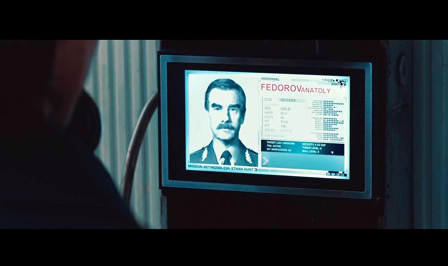 """""""Missão impossível: protocolo fantasma"""" / Imagem do filme"""