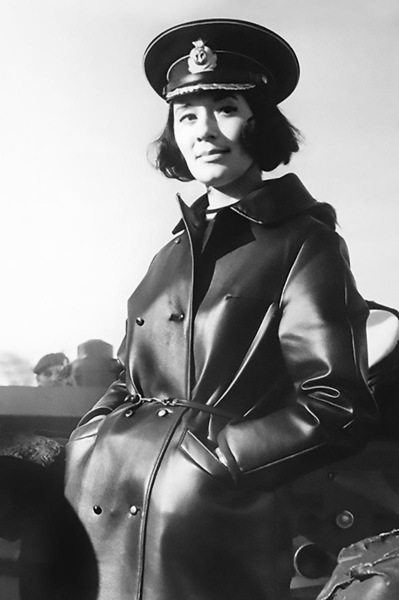 Leka Mironova.  / Archive Photo