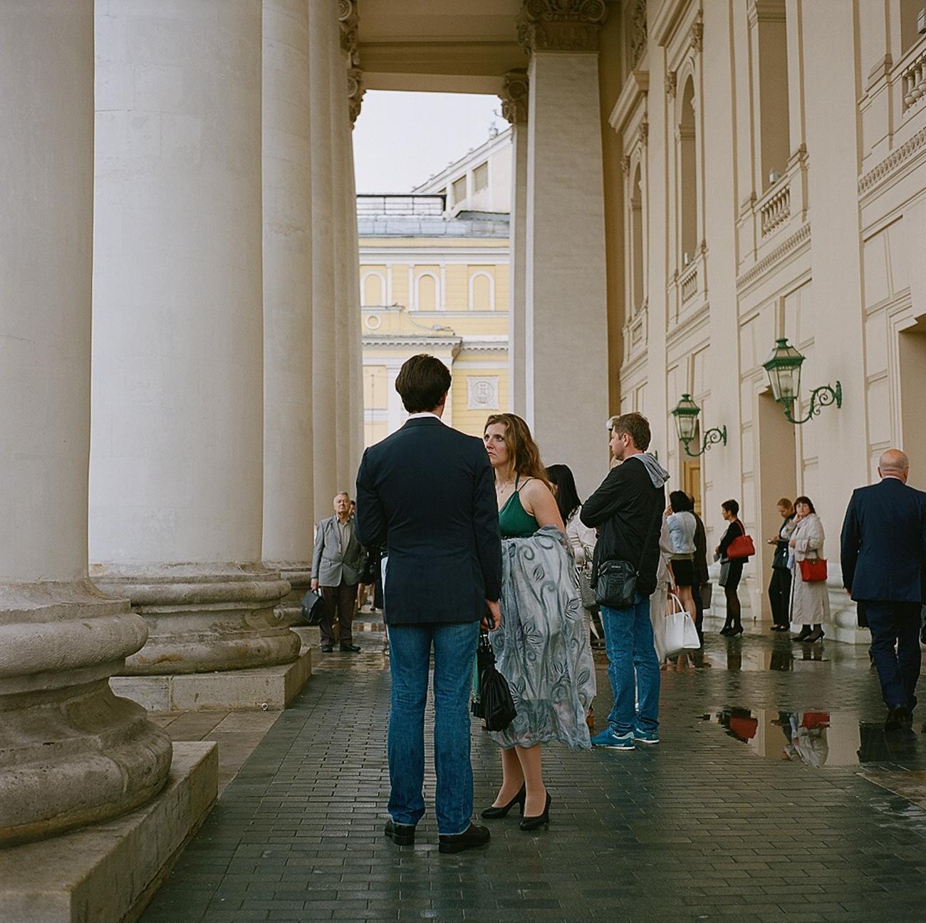 Le théâtre présente toutes sortes de spectacles, parmi lesquels figurent bien sûr des opéras, le Bolchoï accueillant également la meilleure troupe d'opéra de Russie.