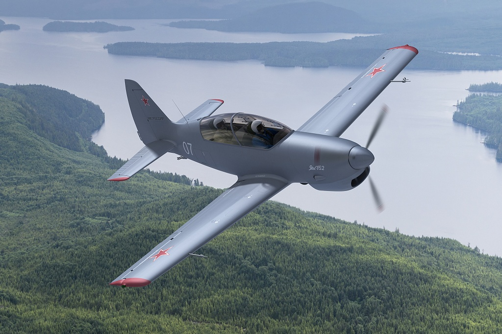 Yak-152 will become the first aircraft that pilots test at the beginning of their training. Source: IRKUT Corporation