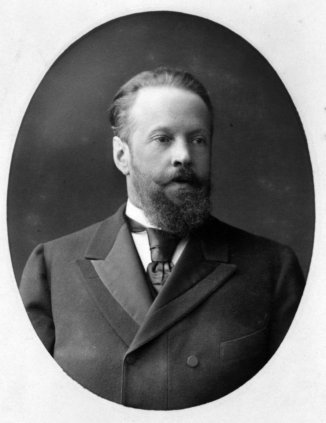 Sergei Witte. / Library of Congress