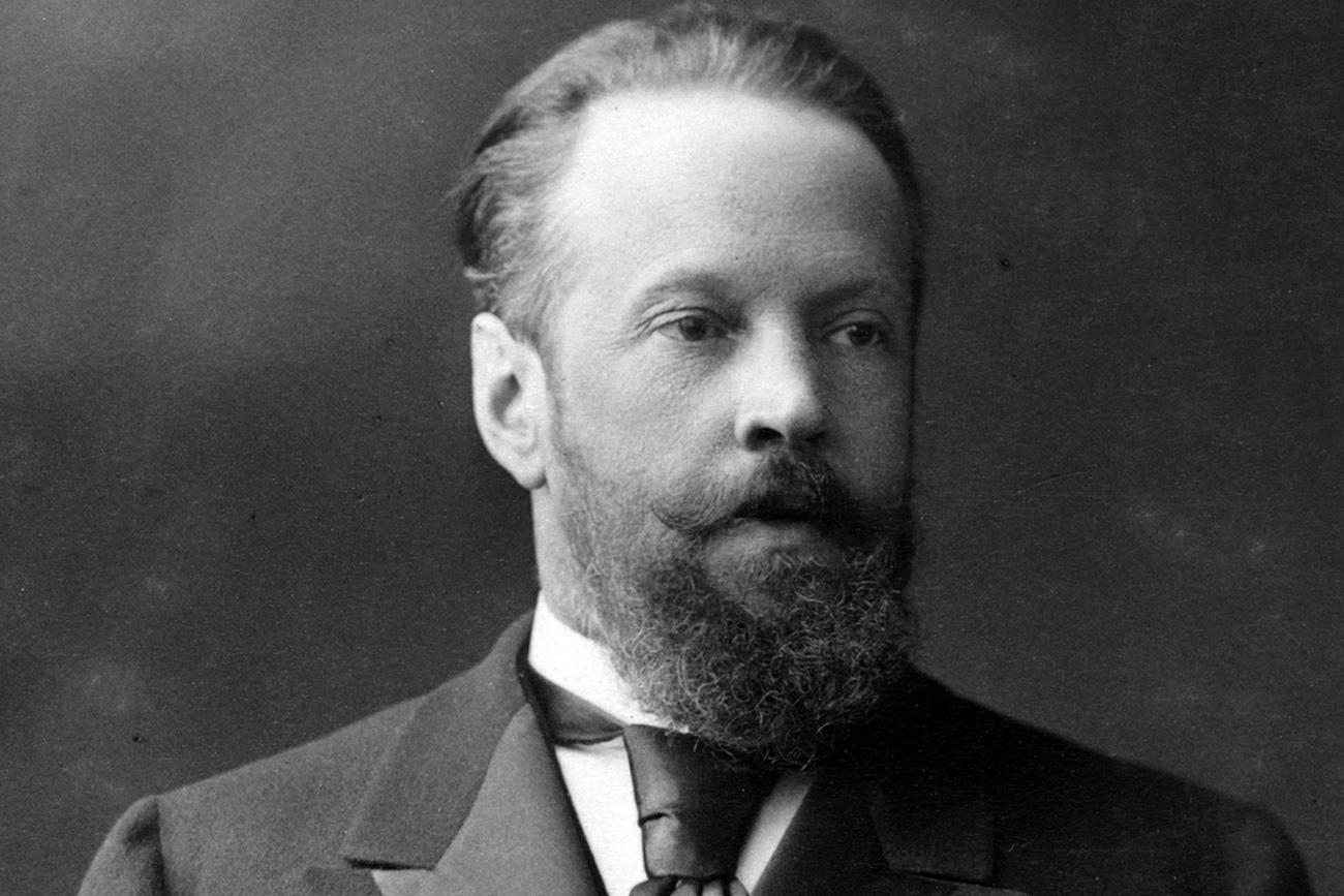 Sergei Witte.
