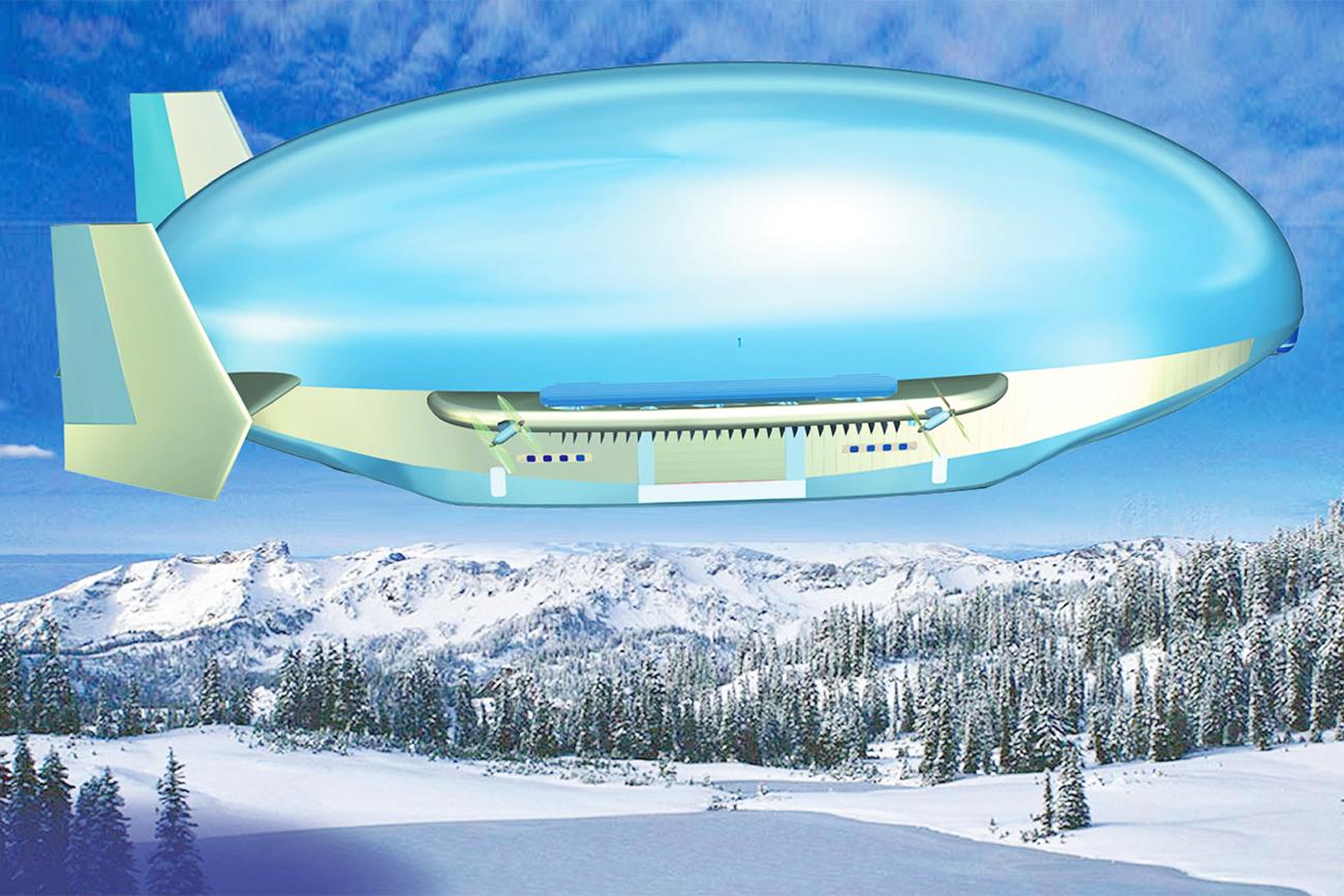 Novas tecnologias devem evitar explosões em novos dirigíveis, tão recorrentes no passado.