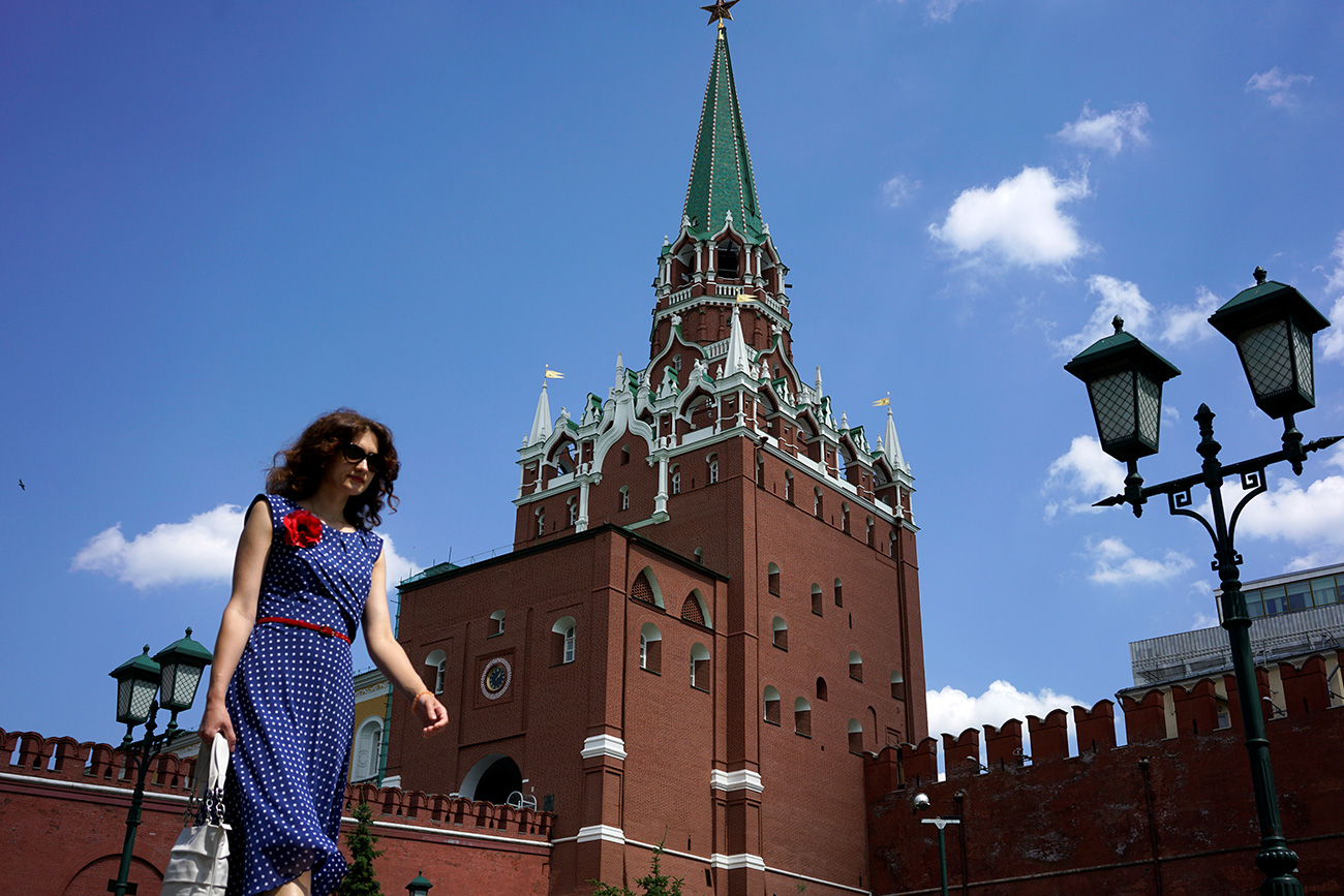 The majority of expats live in Russia's busiest cities - Moscow and St. Petersburg.