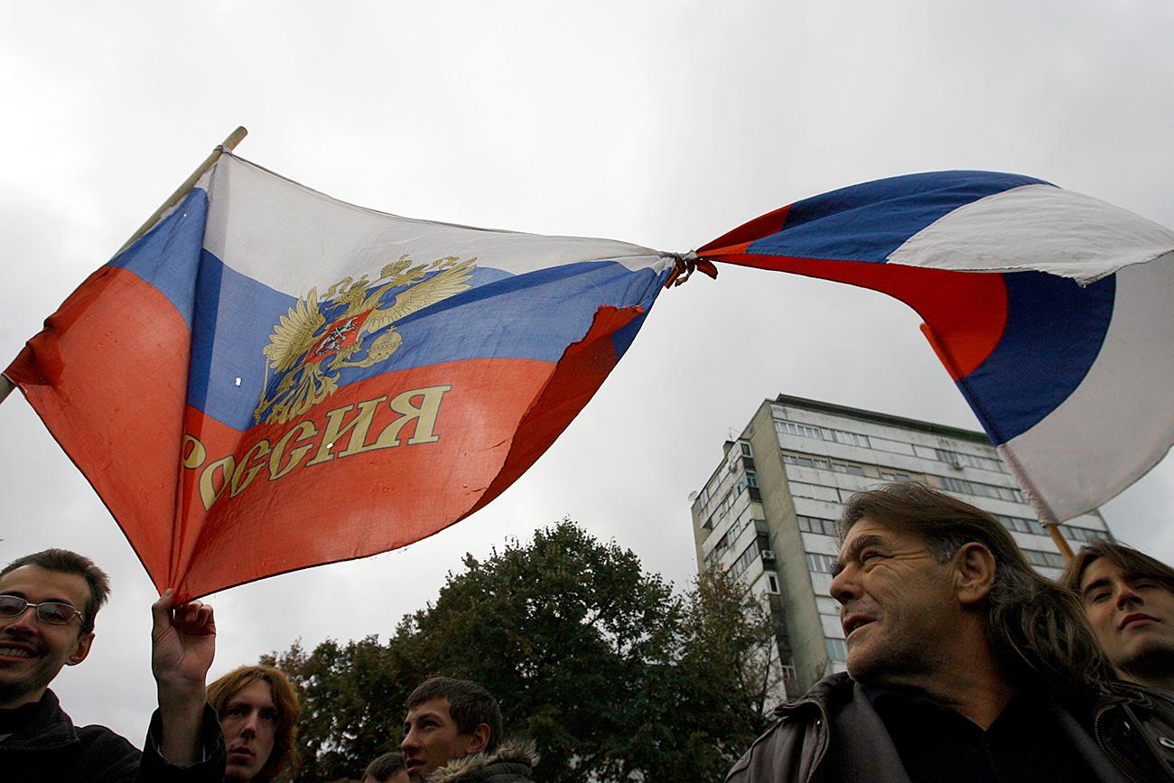 Присуство Русије у Србији још никада (ако се гледа период после 1917. године) није било толико интензивно.