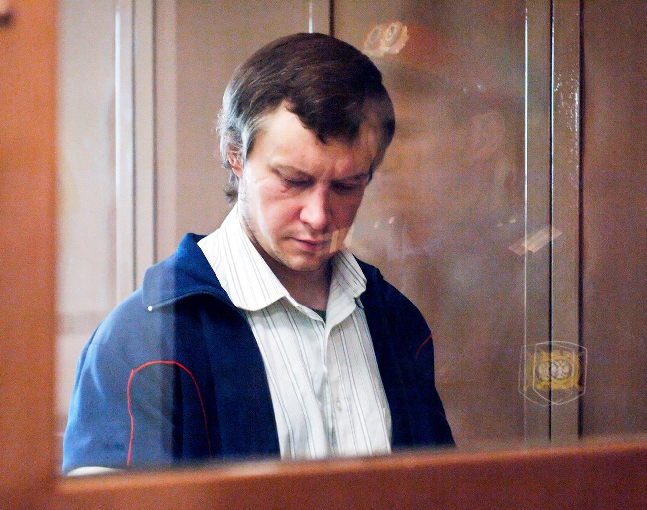 Aleksander Pičuškin. Vir: Jurij Maškov/TASS