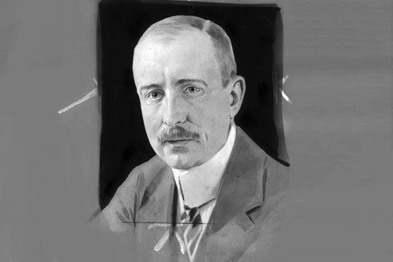 Wilhelm Graf von Mirbach-Harff.