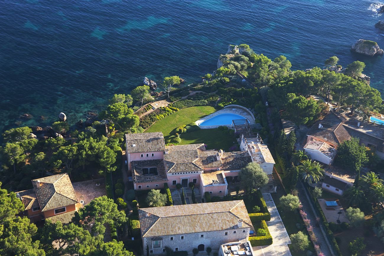 A luxury real estate in Mallorca, Spain. / Getty Images