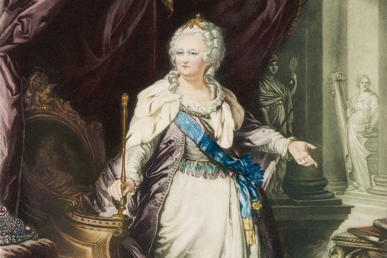 Catherine the great fashion 8
