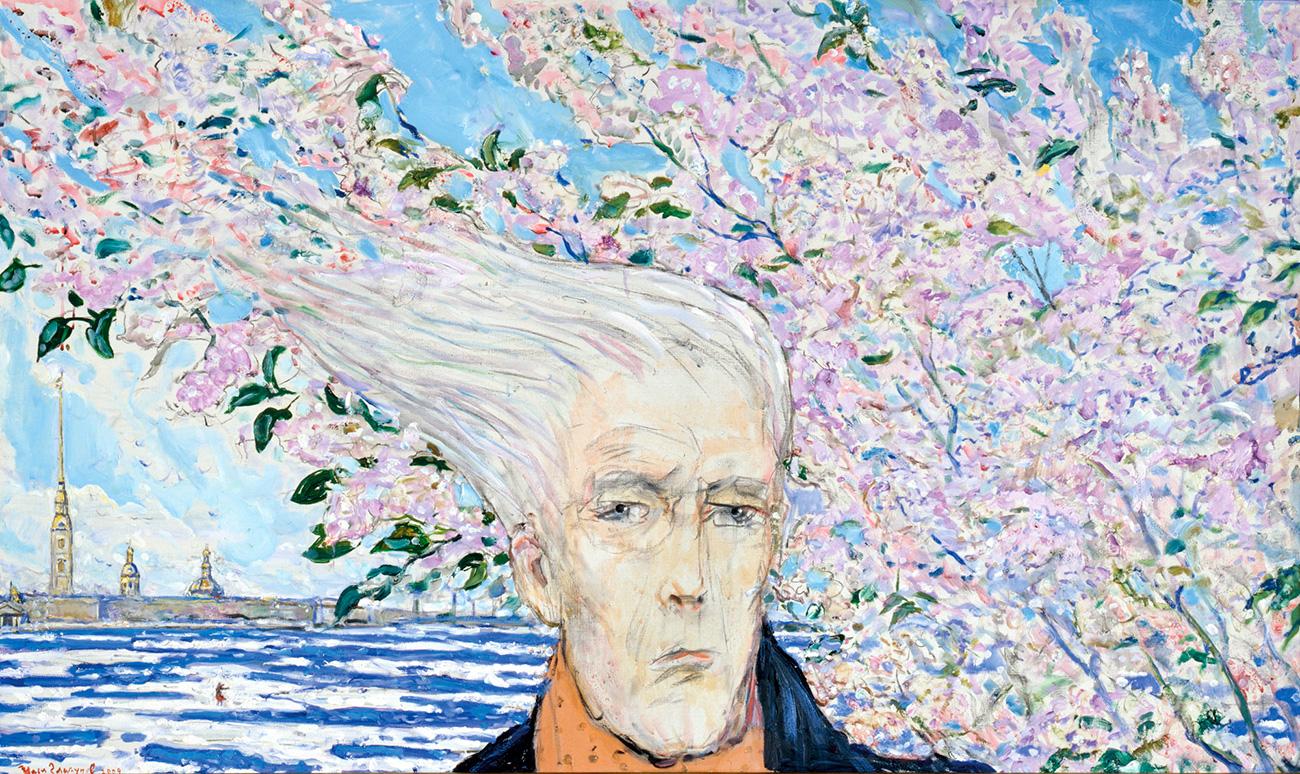 Касних деведесетих, после распада Совјетског Савеза, Иља Глазунов је осећао другачије расположење јавности, али овај пут то није била само историја, већ и ,,такмичење између нас и њих''. Према Александру Боровском, историчару уметности и руководиоцу одсека савремене уметности у ,,Државном руском музеју'' у Санкт Петербургу,  Глазунов је био први у стању да прикаже савремену историју и искаже свој однос према неким политичким фигурама.(Слика И поново пролеће... 2009. година)