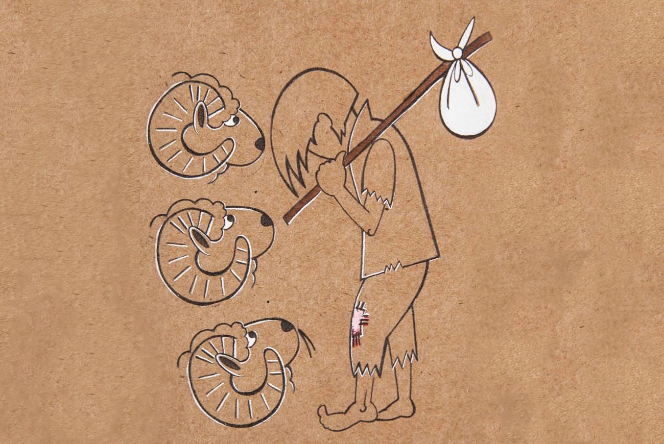 Илустрација: Иља Огарев