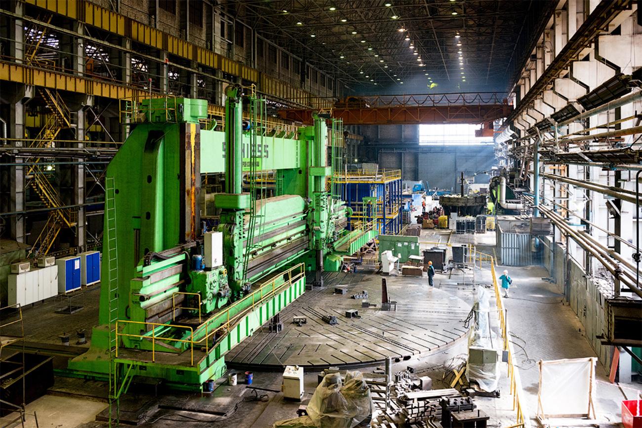 Aujourd'hui, il serait difficile de trouver un continent – du Canada et des États-Unis,  à l'Afrique et à l'Asie – sans aucune turbine fabriquée par LMZ.