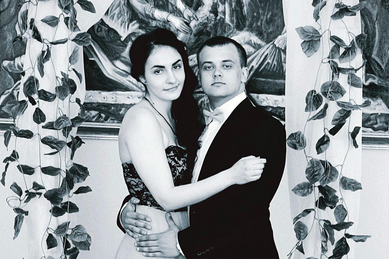 Marfa ed Artem. Fonte: archivio personale