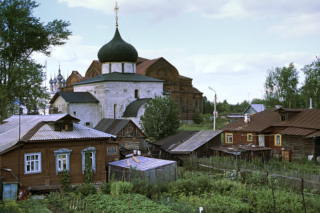 Црква Светог Ђорђа у месту Јуријев-Полски Извор: Јуриј Карвер/РИА Новости