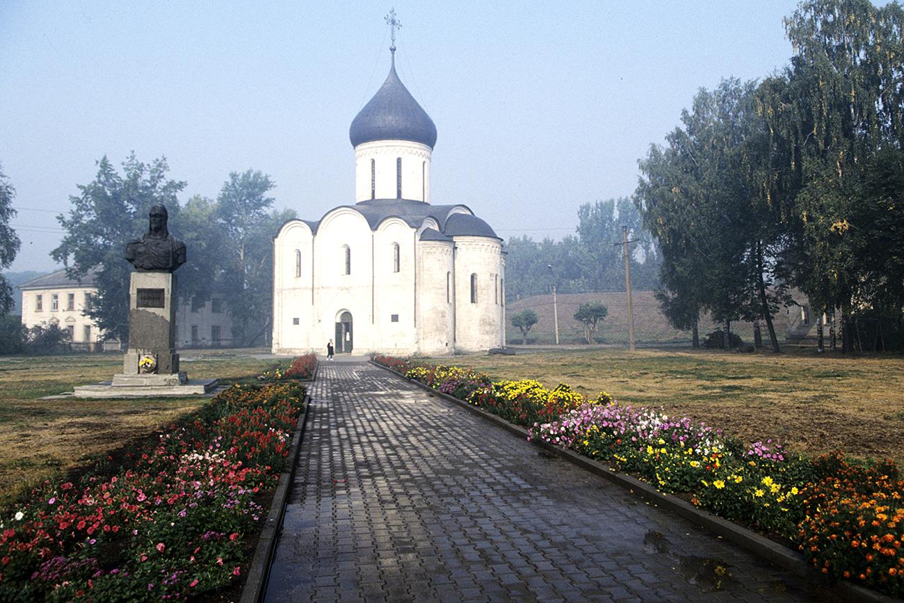 Спасо-Преображењска црква у Переслављ Залеском. Извор: Владимир Вјаткин/РИА Новости
