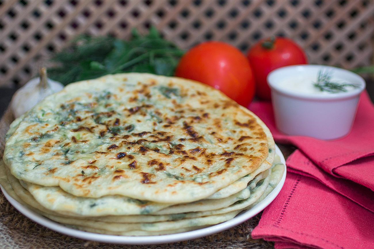 Khychine un plat convivial et savoureux originaire du for Plat convivial pour 6 personnes