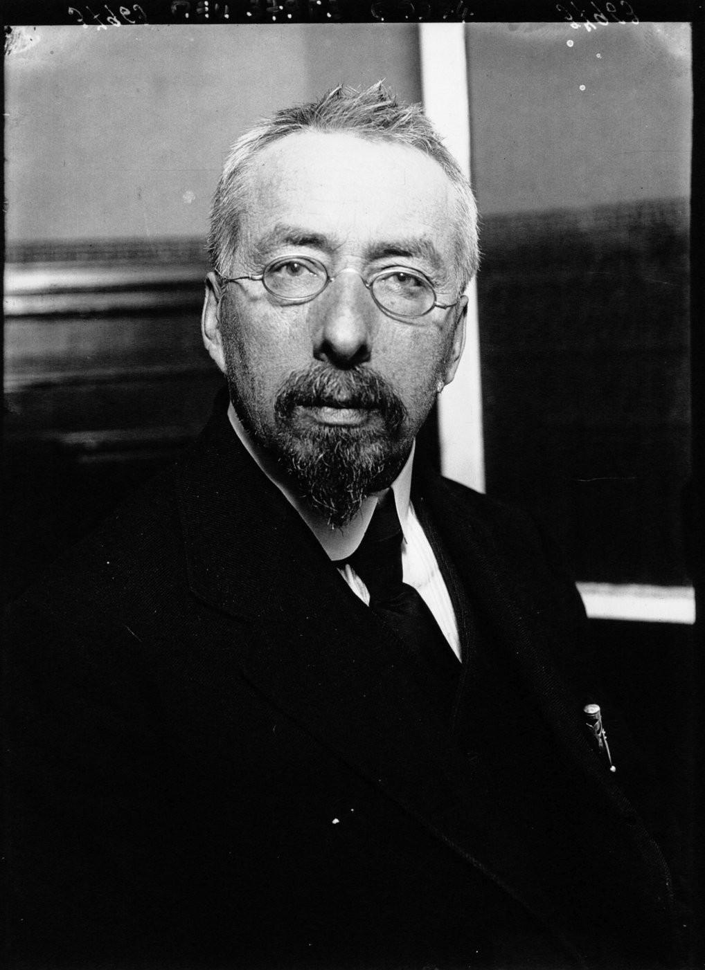Vladímir Búrtsev. Fuente: Biblioteca Nacional de Francia