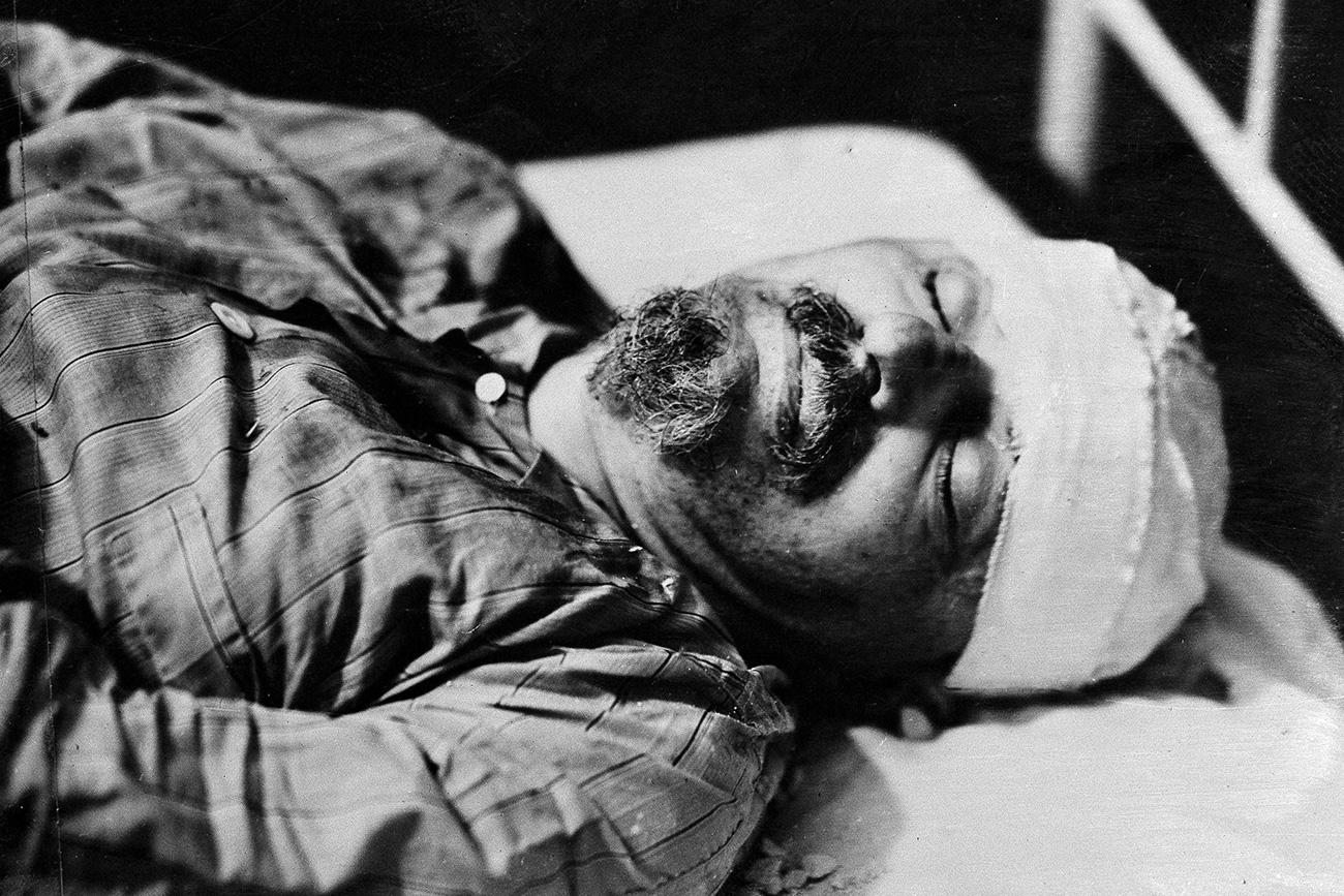 Smrt Leva Trockega