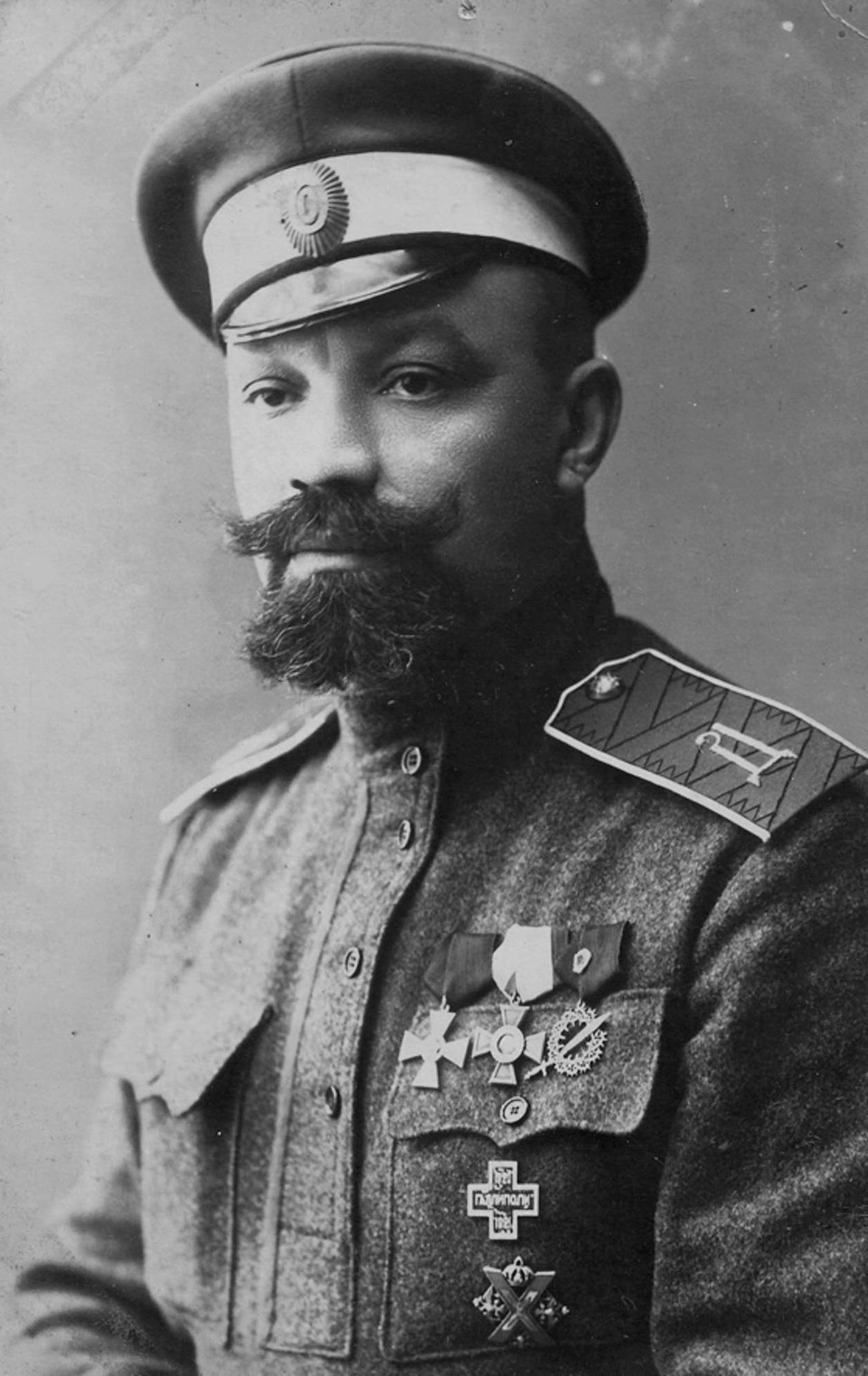 Alexánder Kutépov. Fuente: Legion Media