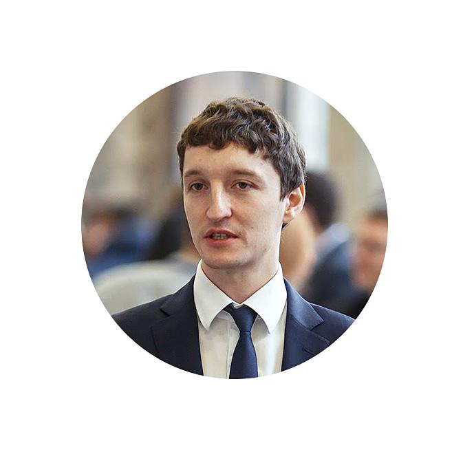 Dmitri Vólkov, confundador de Group IB. Fuente: Group-IB