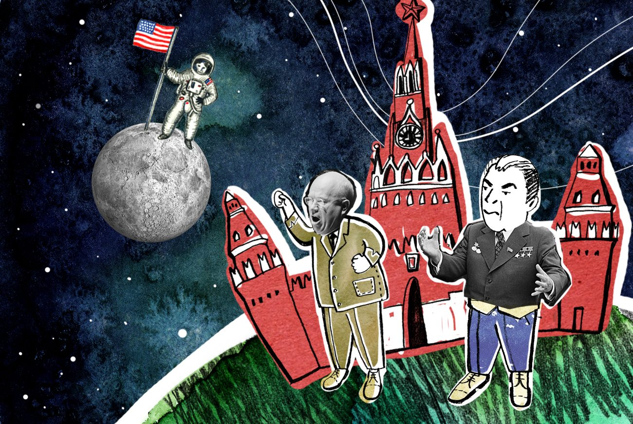 Why the USSR didnt send an astronaut to the Moon