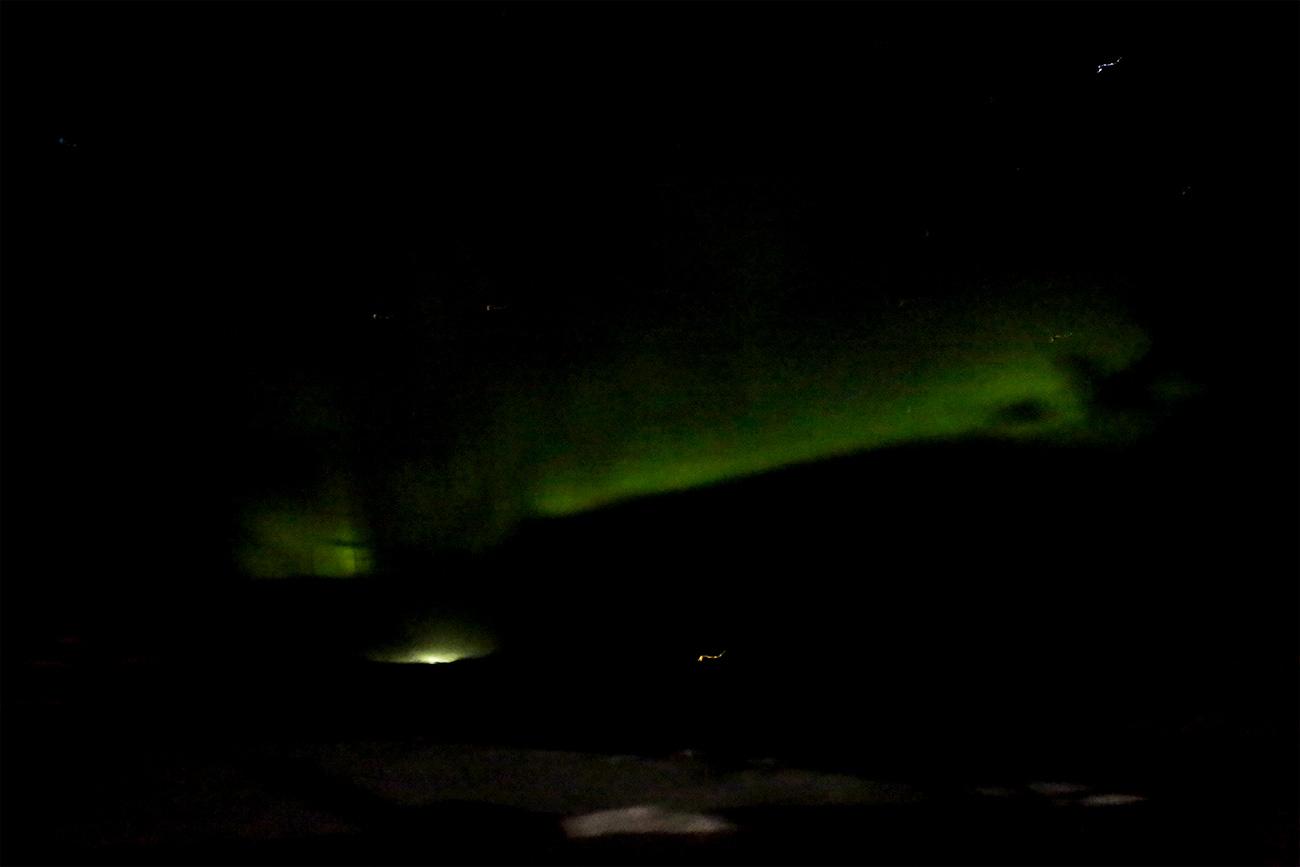 """Ma nel complesso ne vale la pena. Un viaggio """"esotico"""" nel nord della Russia è sempre un'avventura e la ricompensa può essere enorme: la vista dell'aurora boreale"""