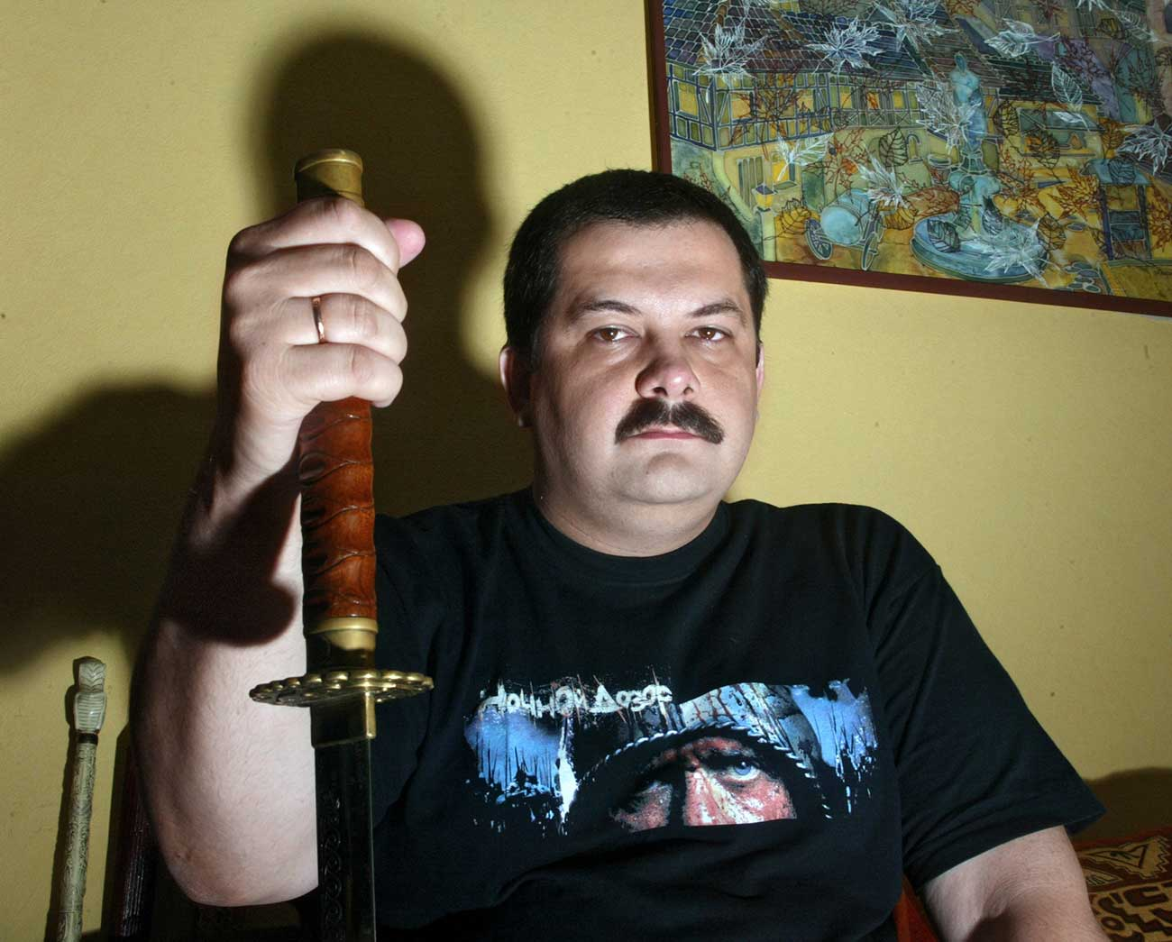 Sergei Lukyanenko / Kommersant