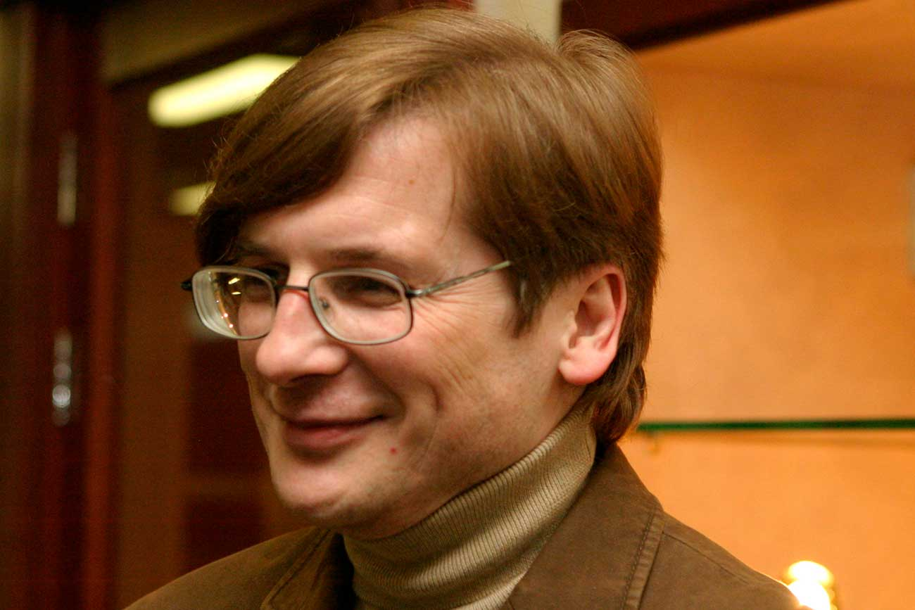 Oleg Zaionchkovsky / RIA Novosti / Vladimir Fedorenko