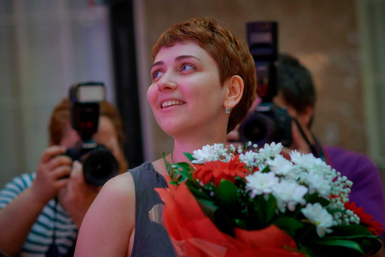 Anna Starobinets / RIA Novosti / Alexey Danichev