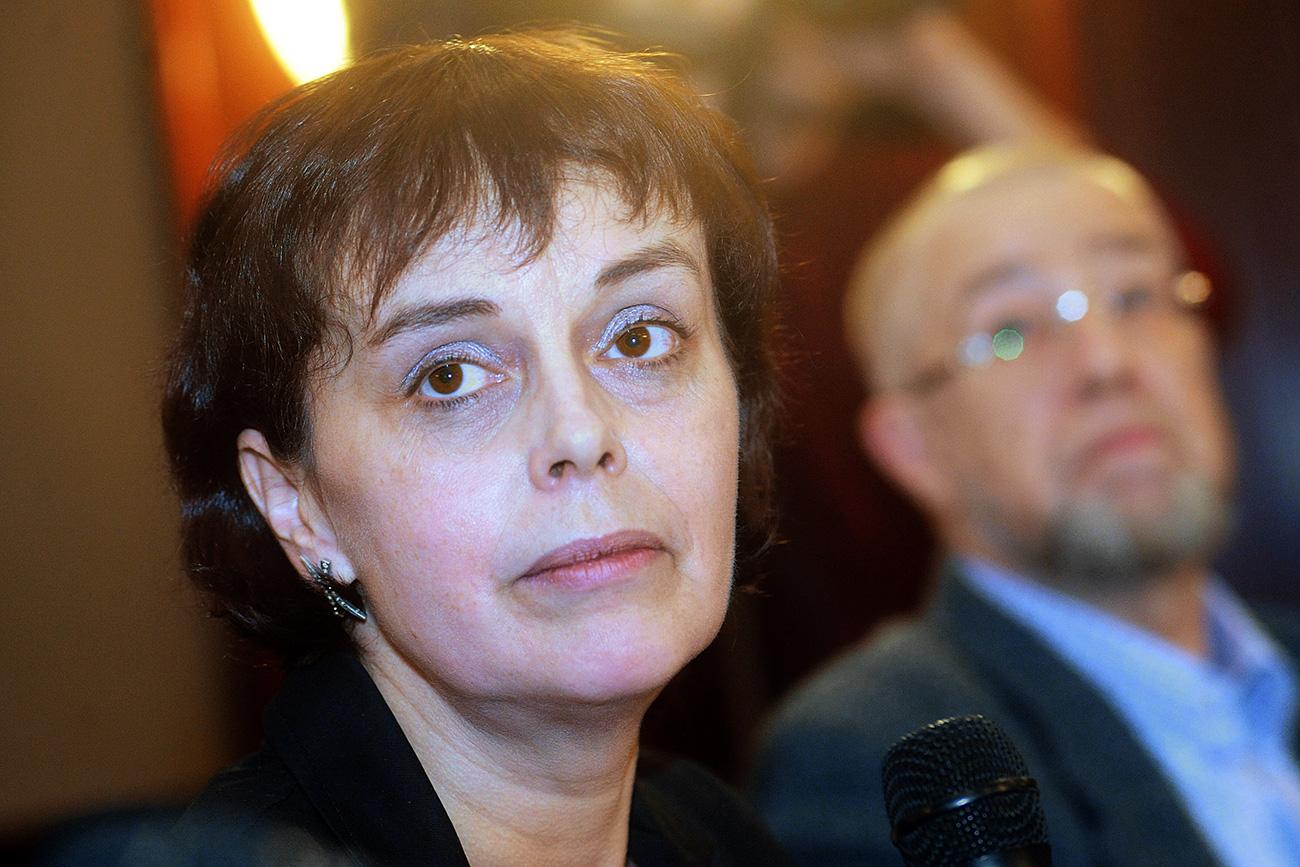Yelena Chizhova / TASS / Valery Sharifulin