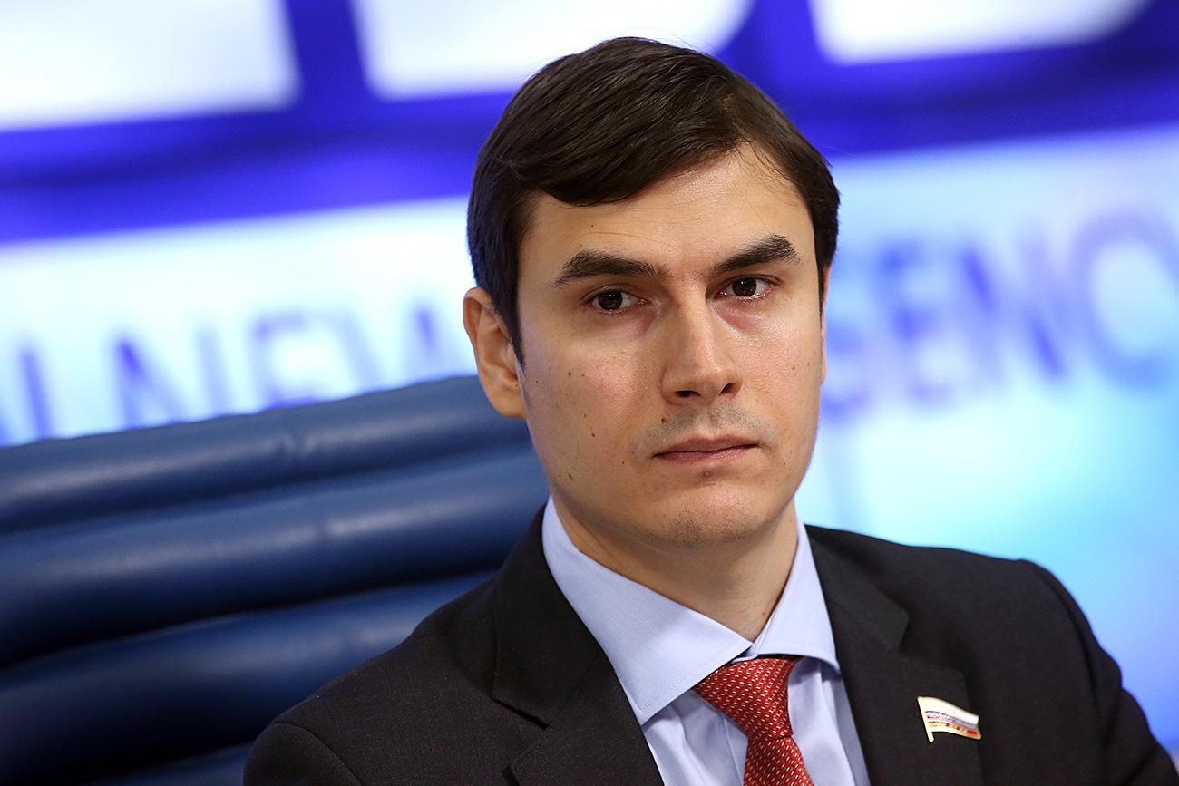 Sergei Shargunov / TASS / Anton Novoderezhkin