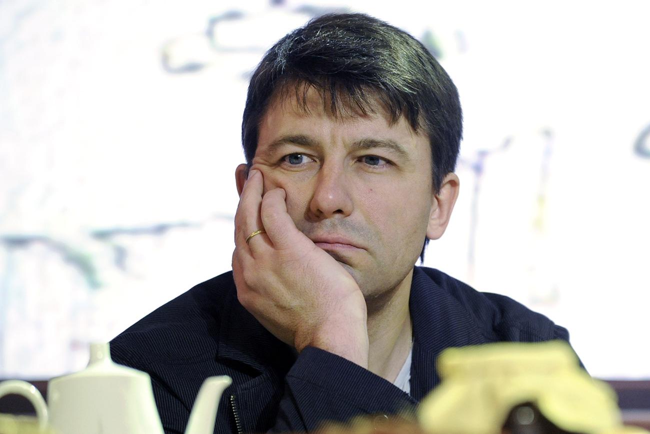 Alexander Terekhov / TASS /  Alexei Filippov