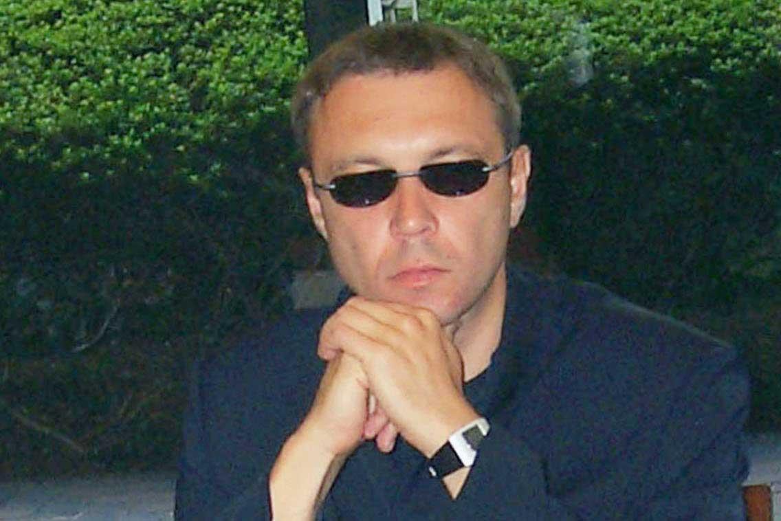 Victor Pelevin / TASS / Vladimir Solntsev