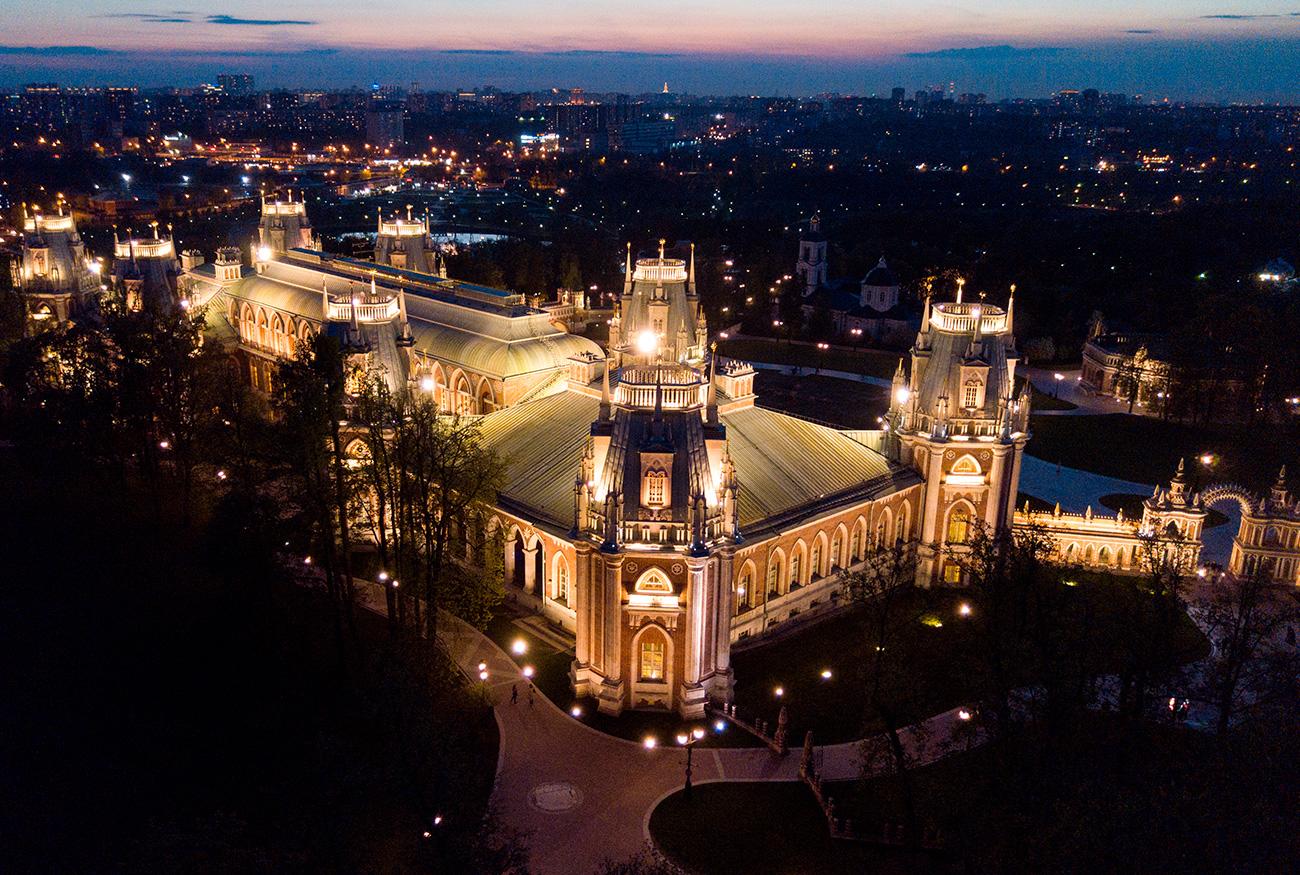 The Grand Tsaritsyno Palace. / Maksim Blinov/RIA Novosti