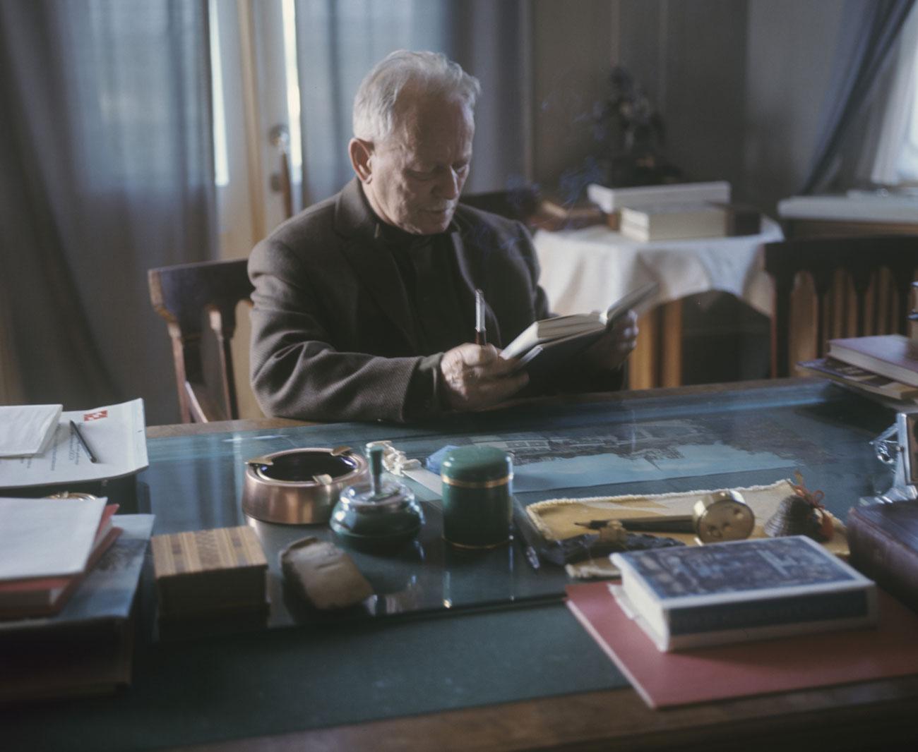 Mikhail Sholokhov / RIA Novosti / Ivan Denisenko