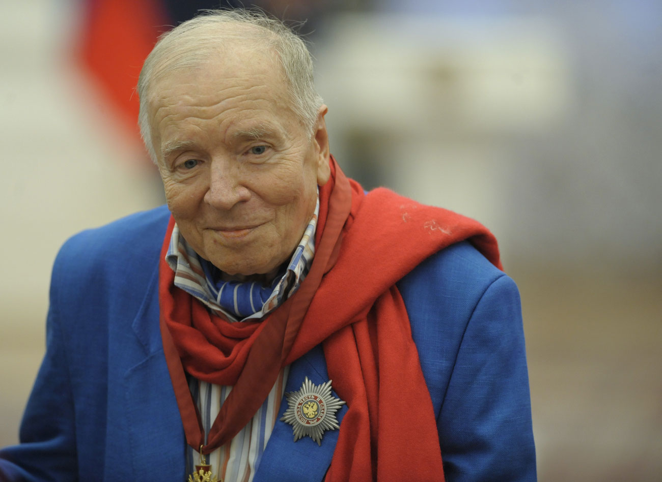 Andrei Voznesensky  / RIA Novosti / Sergei Guneev