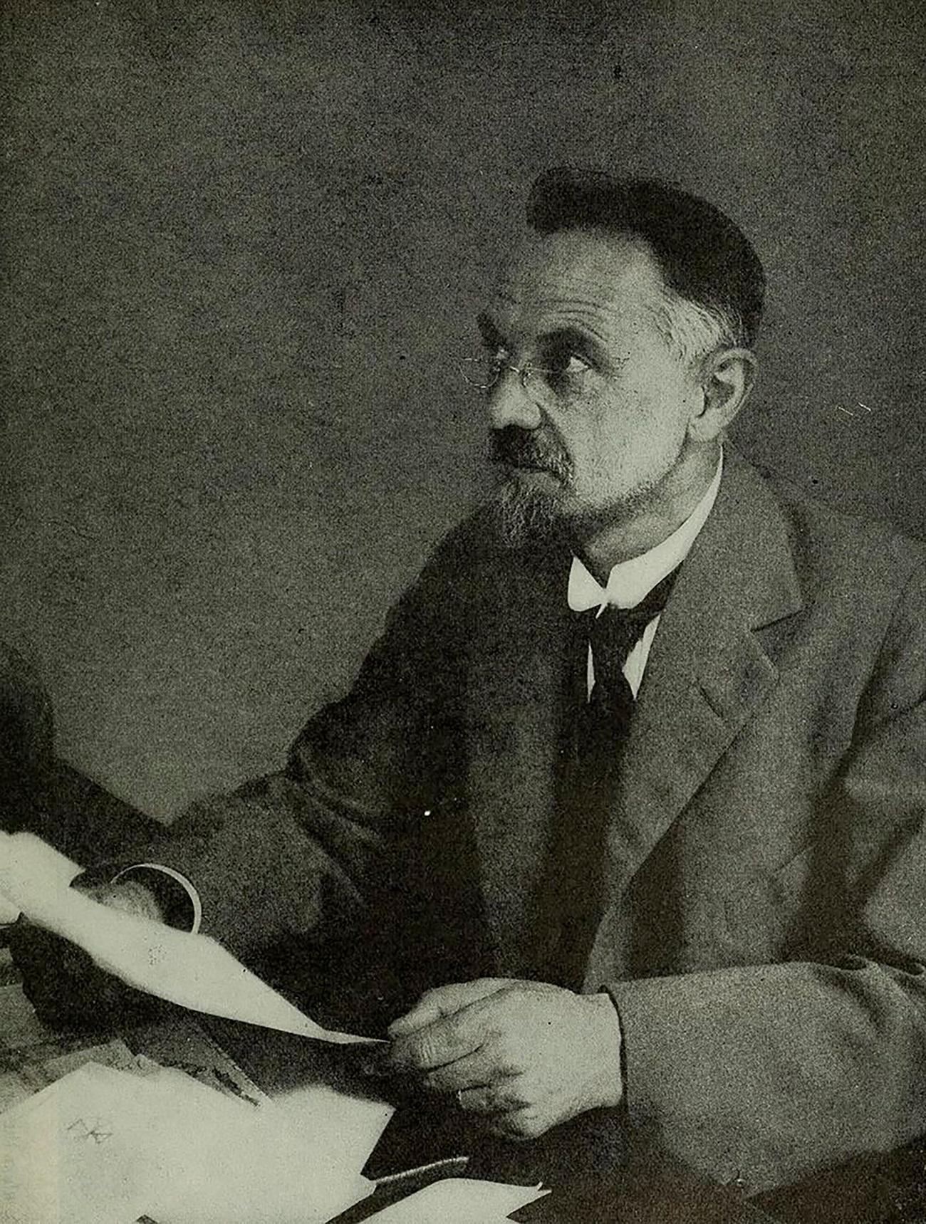 Leonid Krasin / Wikipedia