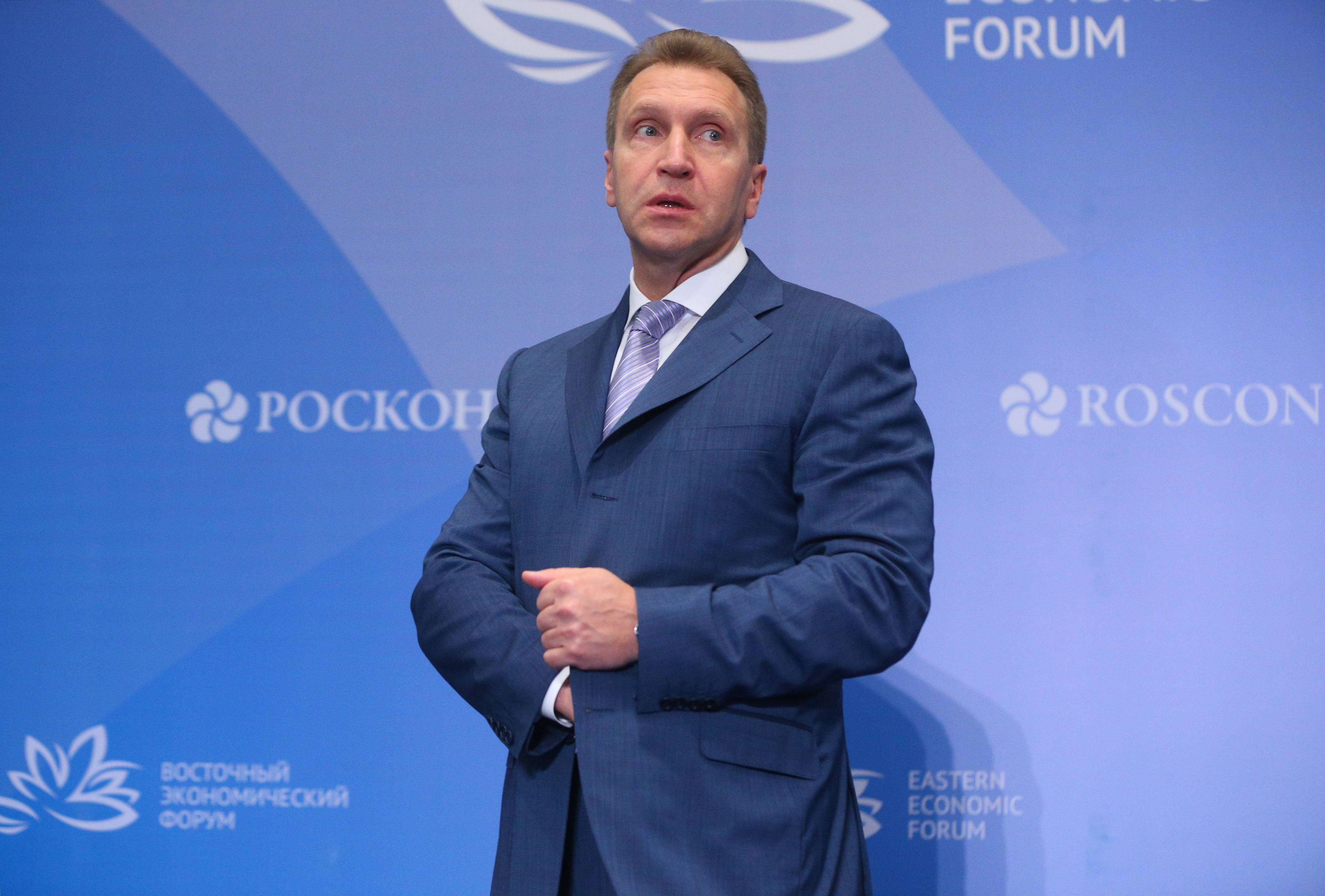 Russian Vice Premier Igor Shuvalov says the Russia-China economic cooperation dynamic is good.