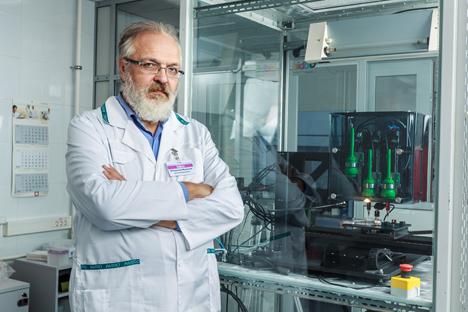 Vladimir Mironov.