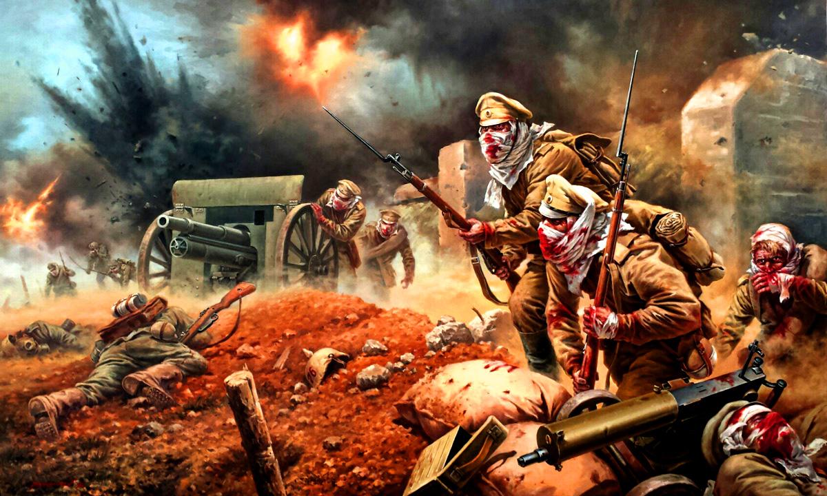 """""""Атаката на мъртъвците""""."""