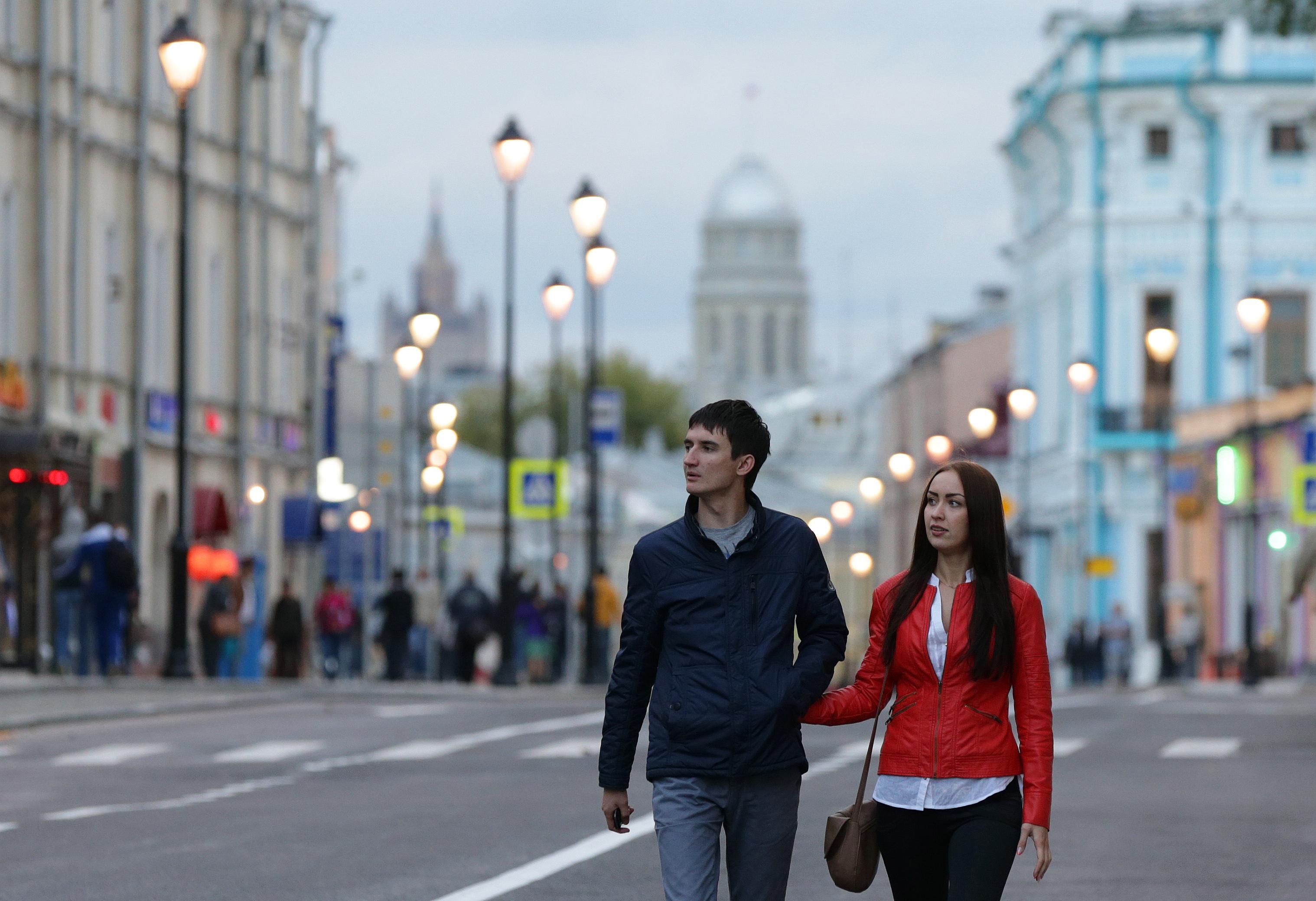 Китай-город днес е най-големият фрагмент от стара Москва, съхранил се с минимални промени.