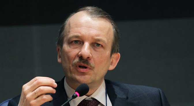 Sergei Aleksashenko.
