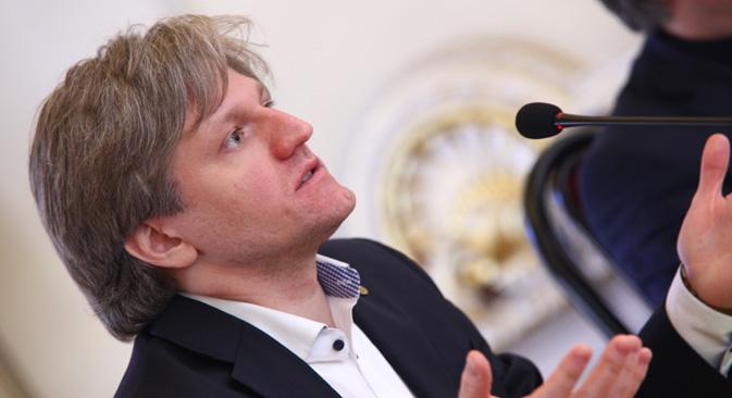 Anton Burkov.
