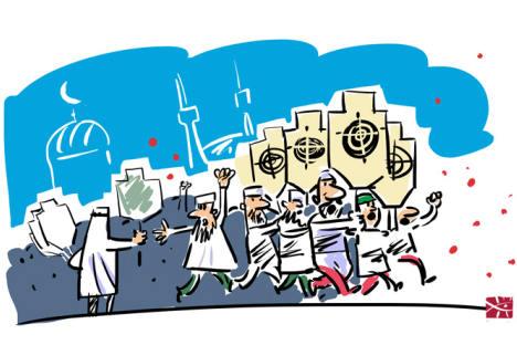 Ilustração: Aleksêi Iorch