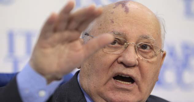 Ex-presidente da União Soviética, Mikhail Gorbatchov Foto: Reuters