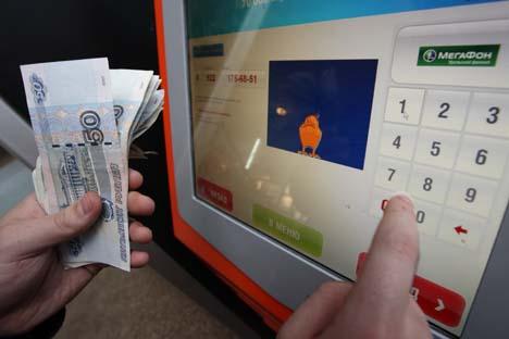 Equipamento seria alternativa a bancos e casas lotéricas, onde longas filas costumam ser a regra Foto: RIA Nóvosti