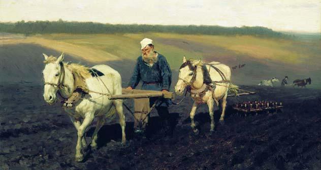 Principal obra de Lev Tolstói se soma a outras obras traduzidas diretamente nos anos 2000 Foto: ULLSEIN BILD / Vostock-photo